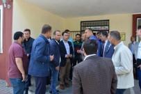 KAYMAKAMLIK - Kaymakam Alibeyoğlu Güroymak Esnafıyla Buluştu