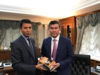 KAZAKISTAN - Kazak Türkleri'nden Saparbekuly'e Ziyaret