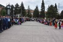 EMNİYET MÜDÜRÜ - Kızılcahamam 'Küfre Hayır' Sloganlarıyla Yürüdü