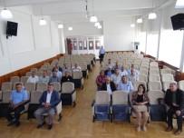 İSTİKLAL - Köylere Hizmet Götürme Birliği Meclis Toplantısı Yyapıldı