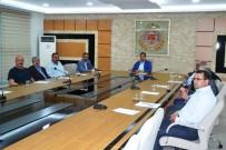 MECLIS BAŞKANı - Malatya Ticaret Borsası Mayıs Ayı Meclis Toplantısı