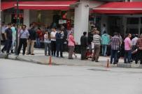 HASAR TESPİT - Manisa'da Deprem Güvenlik Kamerasında