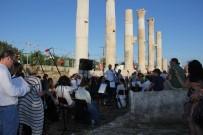 MAKINE MÜHENDISLERI ODASı - Mezitli, Soli Güneş Festivali'ne Hazır