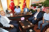 MILLETVEKILI - MHP İl Başkanı Mısırlıgil'e AK Partililerden Ziyaret