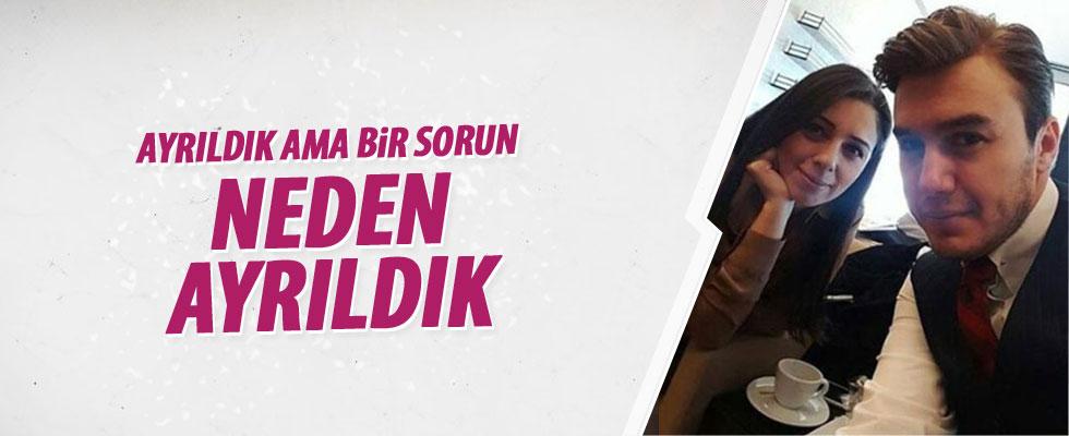 Mustafa Ceceli'den boşanma açıklaması