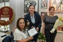 MUSTAFA BOZBEY - Nilüfer Belediyesi Sanat Atölyeleri'nden Yıl Sonu Sergisi