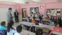 SOSYAL BILGILER - Öğrenciler Başkan Yemenici'yi Terletti