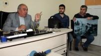 ERMENILER - Talas Tanıtım Sosyal Yardımlaşma Ve Dayanışma Derneği Talas'ı Güzelleştirecek