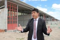 SANAYİ SİTESİ - Pasinler Belediyesi'nden Esnafa Cazip Sanayi Sitesi