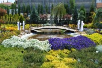 YURT DıŞı - Peyzaj Ve Çiçek Satış Merkezi Açılışı Yapıldı