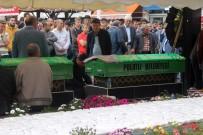 DİREKSİYON - Polatlı'daki Trafik Kazasında Hayatını Kaybeden 4 Kişi Gözyaşları İle Son Yolculuğuna Uğurlandı