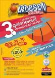 Rize'de 'Uluslararası Sokak Basketbolu' Turnuvası Düzenlenecek