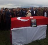 MEHMET TURAN - Şehit Korucu Son Yolculuğuna Uğurlandı