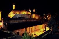 SELÇUKLULAR - Seyyid Battal Gazi Külliyesinde Ramazan Geceleri Bir Başka Güzel
