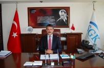 PRİM BORCU - SGK Müdürü Tekin Vatandaşları Uyardı