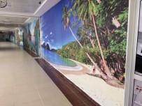 TONGA - Tatildeymiş Gibi Hissettiren Hastane
