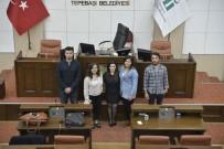 GENÇLİK MECLİSİ - Tepebaşı Belediyesi Gençlik Meclisi'nde Yeni Dönem