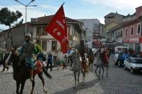 SELAMI KAPANKAYA - Tokat'ta Atlı Fetih Yürüyüşü Yapıldı