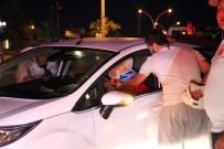 SAĞLIK EKİBİ - Trafik Kazasından 3 Araç Birbirine Girdi, Bir Hakim Yaralandı