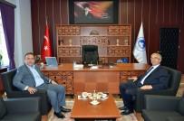 TRAKYA - Trakya Kalkınma Ajansı Genel Sekreteri Şahin'den Rektör Şengörür'e Ziyaret