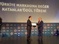 MEHMET BÜYÜKEKŞI - 'Türkiye'nin Katma Değer Üreten Marka' Ödülü, VSY Biotechnology'nin Oldu