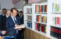 İL MİLLİ EĞİTİM MÜDÜRÜ - Vali Taşyapan, Filistin Vakfı Kız Anadolu İmam Hatip Lisesi Kütüphanesi Açılış Törenine Katıldı