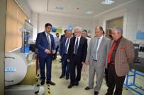 ULUDAĞ ÜNIVERSITESI - Yapı Malzemeleri Laboratuvarı Hizmete Açıldı
