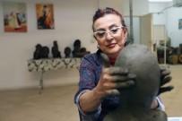 PORTRE - Yenimahalleli Kadınlar Eşlerinin Heykellerini Yapıyor