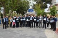 MÜDÜR YARDIMCISI - Yunusemre'de Türkçe Tabela Seferberliği