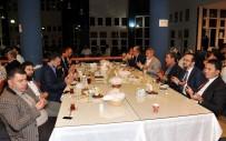 MUSTAFA ASLAN - ADÜ'de Ramazanın İlk İftarı Sempozyum Davetlilerine Verildi