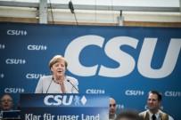 MÜNİH - Merkel: Kaderimizi kendi ellerimize almalıyız