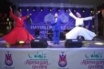 FARUK ÇELİK - Altunağa Ramazan Gecelerine Renk Kattı