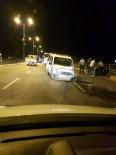 RAMAZAN CAN - Antalya'da Trafik Kazası Açıklaması 1 Ölü, 5 Yaralı