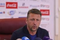 KARDEMIR KARABÜKSPOR - Barisic Açıklaması 'Çok Ucuz Bir Gol Yedik'