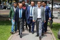 FUZULİ - Başkan Çolakbayrakdar, 'Fuzuli'nin Çehresi Değişiyor'