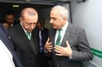 BİLİM SANAYİ VE TEKNOLOJİ BAKANI - Başkan Kösemusul, Cumhurbaşkanı Erdoğan'a Sakarya'nın Yerli Oto Hedefini Anlattı