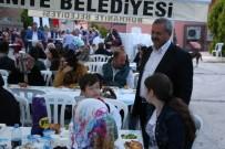 Başkan Uysal, İlk İftarda Vatandaşlarla Bir Araya Geldi