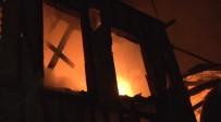 SAĞLIK EKİBİ - Başkent'te Yangın Paniği