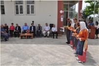 AHMET GENCER - Besni'de Ortaokul Öğrencilerinin Mezuniyet Töreni