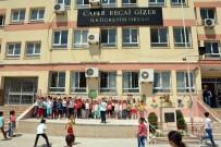 SOSYAL SORUMLULUK - Cafer Recai Gizer İlköğretim Okulu Modern Görünüme Kavuşturuldu