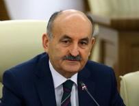 ÇALIŞMA BAKANI - Kıdem tazminatı düzenlemesi yarın hükümete sunulacak
