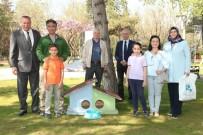 ODUNPAZARI - Çocuklar İstedi, Odunpazarı Yaptı