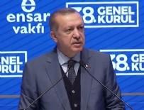 İSTANBUL KONGRE MERKEZI - Cumhurbaşkanı Erdoğan İstanbul'da konuştu