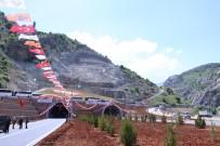 BÖLÜNMÜŞ YOLLAR - Doğu Anadolu'yu Akdeniz'e bağlayan Erkenek Tüneli açıldı