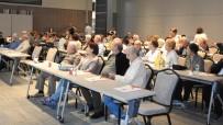 TıP FAKÜLTESI - Doktorlar, Mezuniyetlerinin 50. Yılında Çeşme'de Buluştu