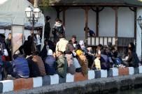 PAKISTAN - Fethiye'de Kaçak Göçmen Operasyonu