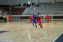 DİYARBAKIR - Futsal Ligi Sona Erdi