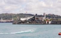 YIKIM ÇALIŞMALARI - Galatasaray Adası'nda Yıkım Çalışmaları Sona Erdi
