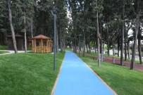 HALKALı - Halkalı Çamlık Piknik Alanı Yenilenen Yüzüyle Küçükçekmecelilerin Hizmetinde