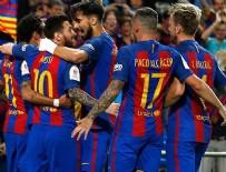 BARCELONA - İspanya Kral Kupası Barcelona'nın